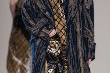 Uma Wang Fall 2017 Fashion Show Details