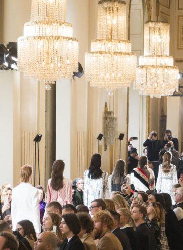 Giambattista Valli Fall 2017 Fashion Show Atmosphere Cont.