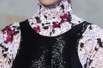 Giambattista Valli Fall 2017 Couture Fashion Show Details