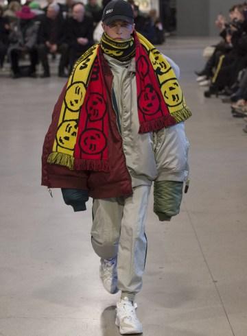 Vetements Fall 2017 Menswear Fashion Show