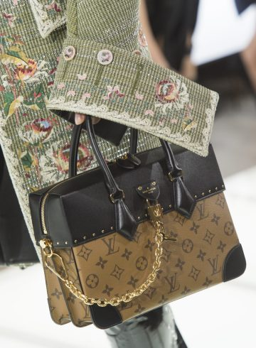 Louis Vuitton Spring 2018 Fashion Show Details