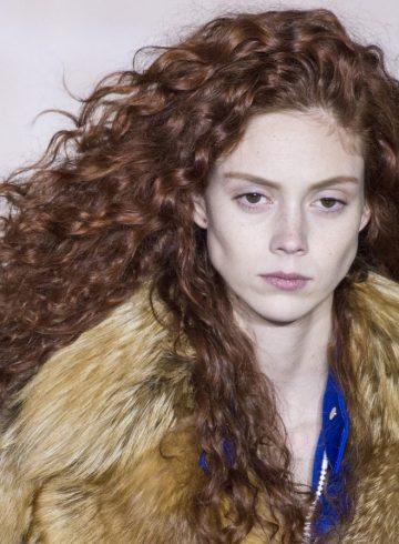 Louis Vuitton Fall 2017 Fashion Show Beauty