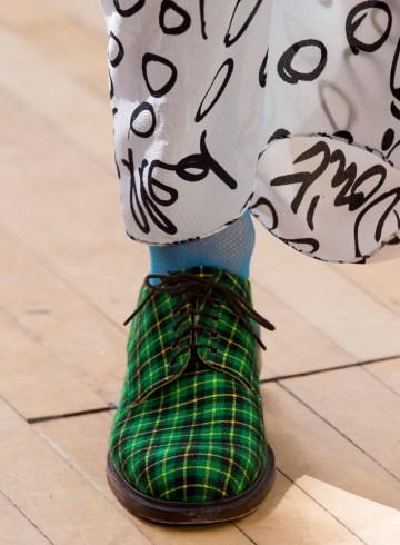 Vivienne Westwood Spring 2018 Men's Fashion Show Details
