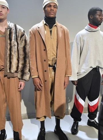 Willy Chavarria Fall 2017 Menswear Fashion Show