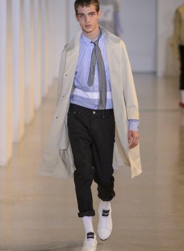 Wooyoungmi Spring 2018 Men's Fashion Show