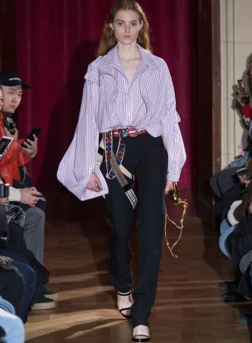 Y Project Fall 2017 Fashion Show