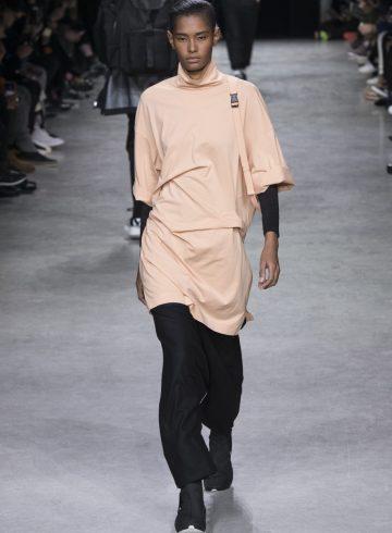 Y-3 Fall 2017 Menswear Fashion Show