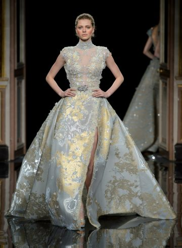 Ziad Nakad Spring 2017 Couture Fashion Show