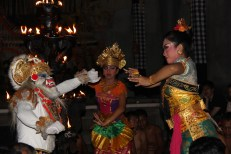 White Monkey, Kecak Fire and Trance Dance, Ubud, Bali