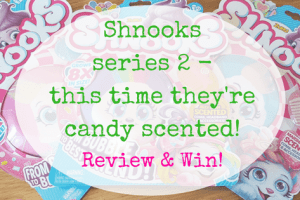 #shnooks, #series2, #candyscented