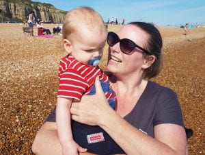 #seaside # beach #momandbaby