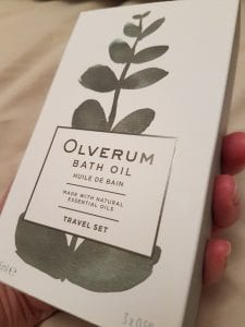 #bathoil #olverum #musclesoak #relaxingbath