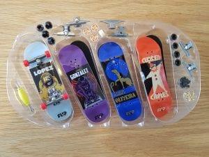 #techdeck #creatureset #skateboard #fingerboard