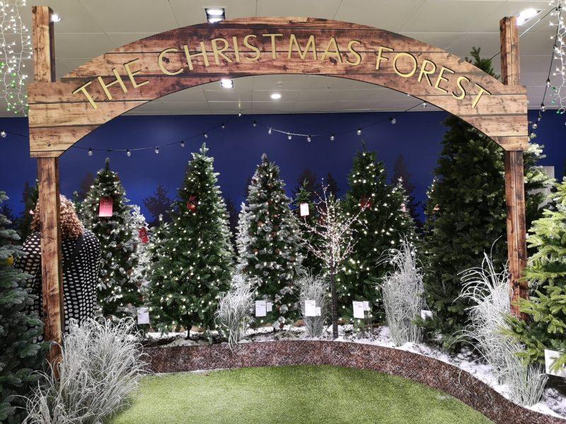 John Lewis Christmas Shop