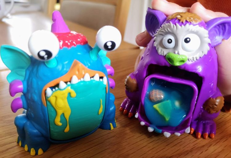 Crate Creature Barf Buddies