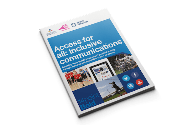EFDS Communications Guide Award