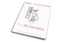 Physical Education Inclusion Checklist