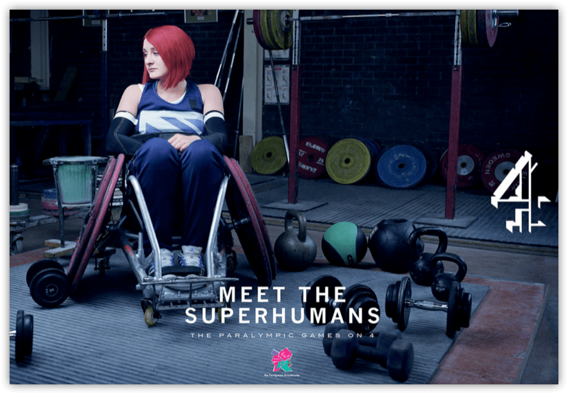 The Inclusion Club—Episode31: Club—Episode31: Paralympic Games Poster04