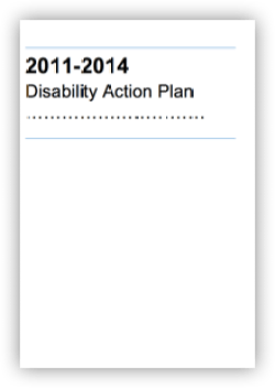 The Inclusion Club—Episode39 2011 – 2014 Disability Action Plan PDF