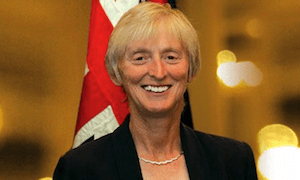 TIC19: Baroness Sue Campbell