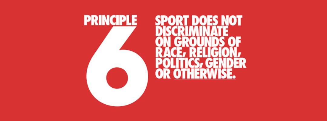 Principle 6