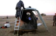 Soyuz TMA-7 capsule