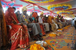 Youth below India's legal age of marital