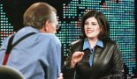Monica and Larry King