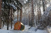 Soyuz space capsule