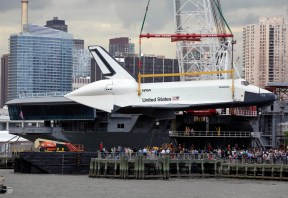 Intrepid Space Shuttle