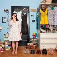I do not have a wardrobe
