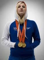 Rebecca Adlington 2 Gold Medals