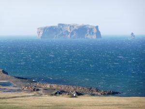 Drangey Island, Iceland