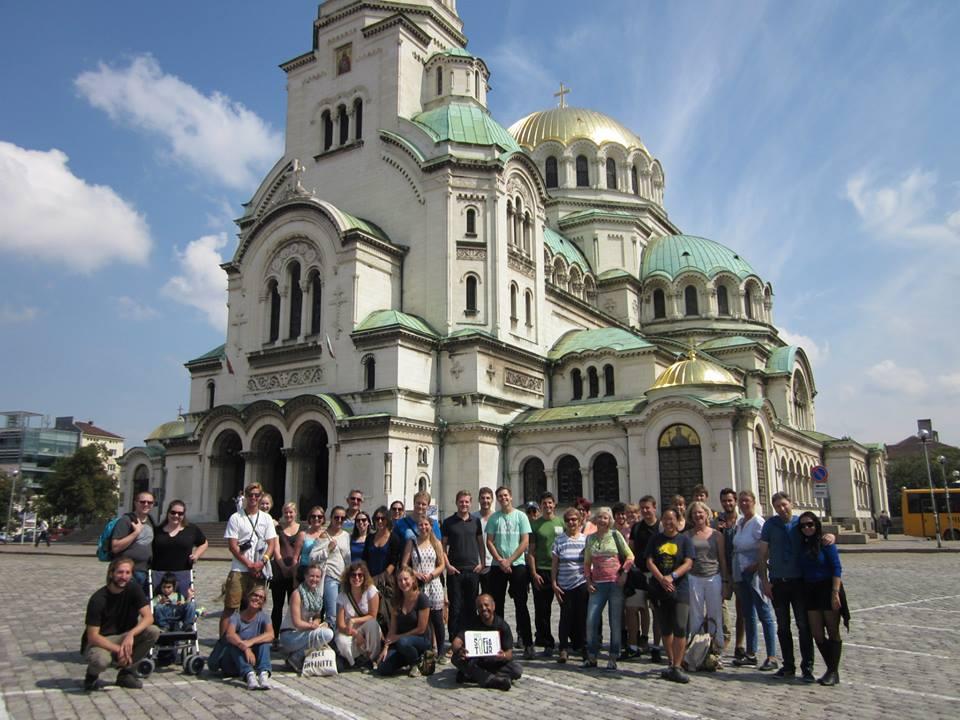 Free Walking tours, Sofia