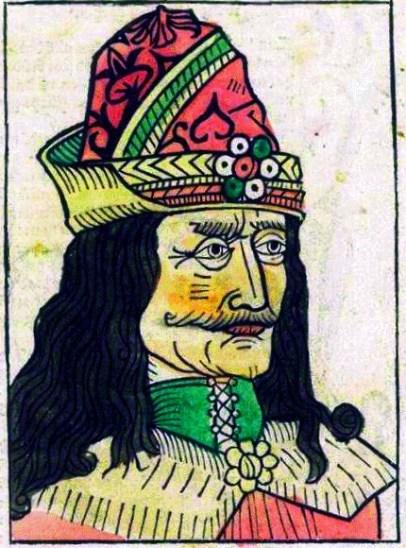 Vlad III, Prince of Wallachia, Dracula