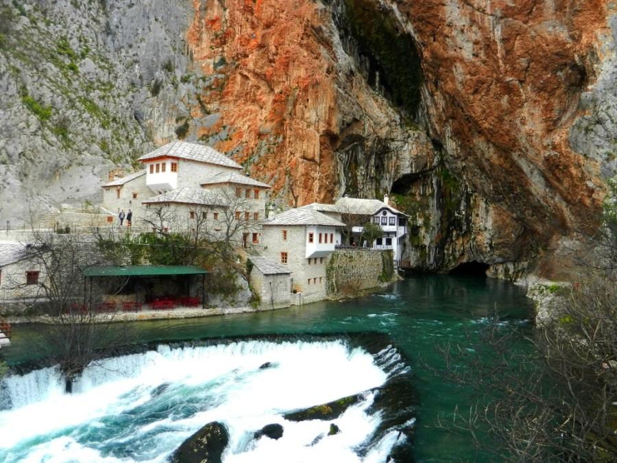 Blagaj Monastery, Blagaj, Bosnia