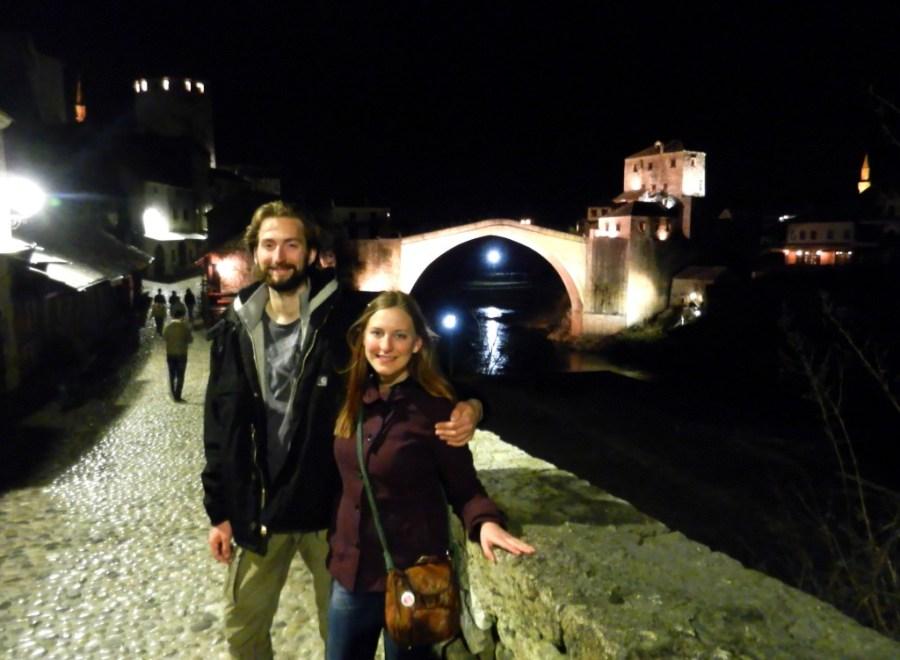 Mostar Bridge, Bosnia