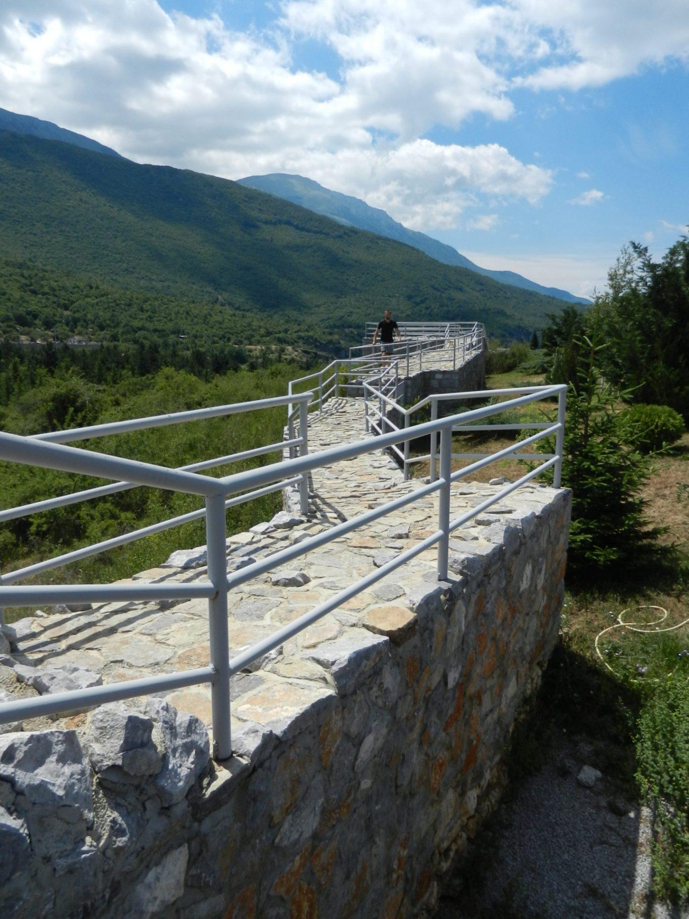 Roman castrum, Gradishte, Macedonia