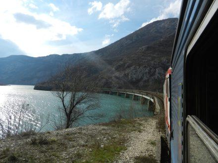 Sarajevo-Mostar train, Bosnia3