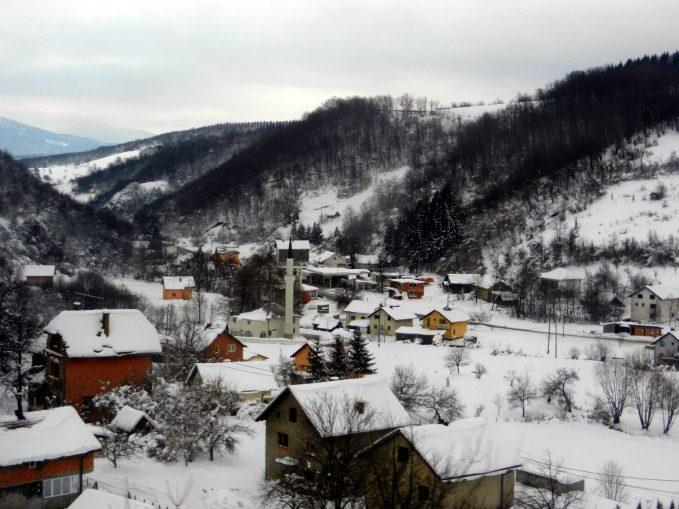Sarajevo-Mostar train, Bosnia5