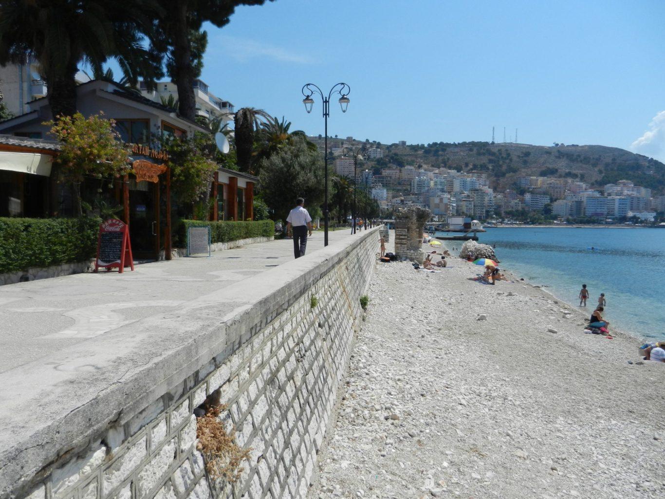 Seaside Sarande, Albania