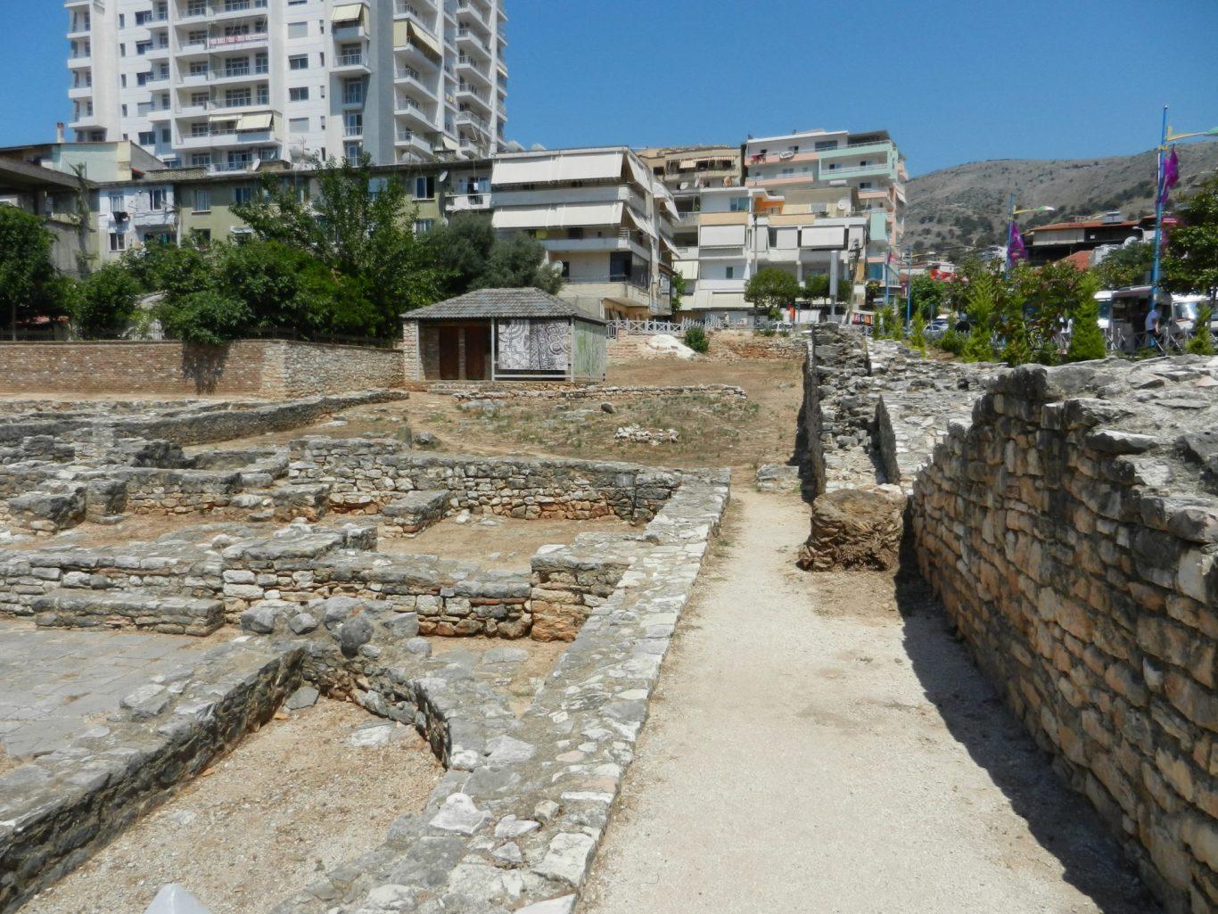 Synagogue, Sarande, Albania