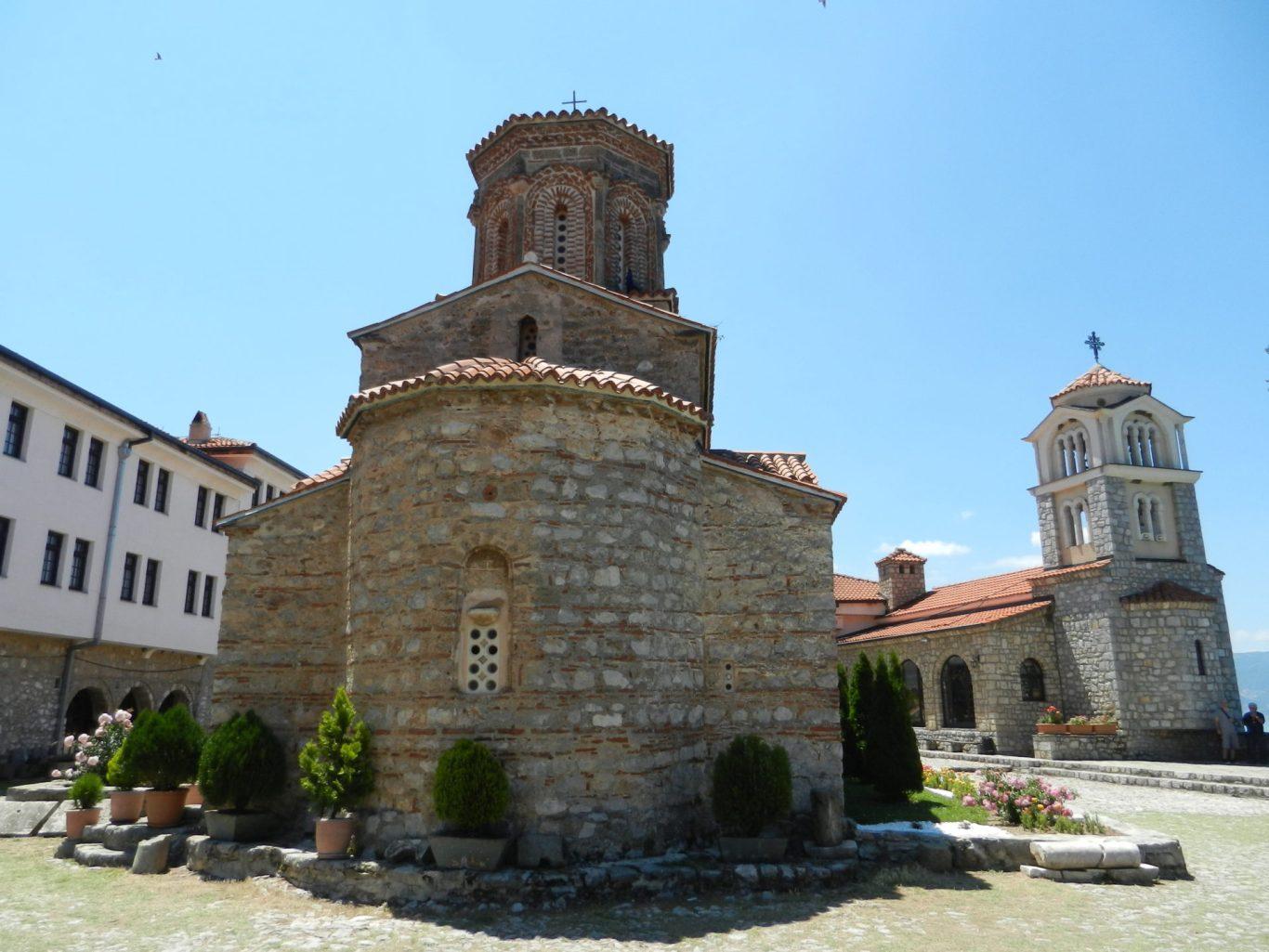 St. Naum Monastery, Macedonia