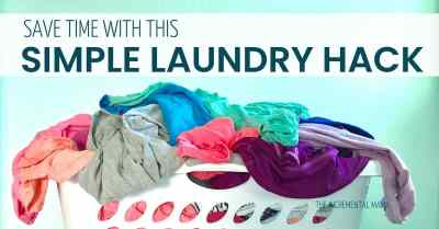 The Laundry Hack that Will Change Your Life