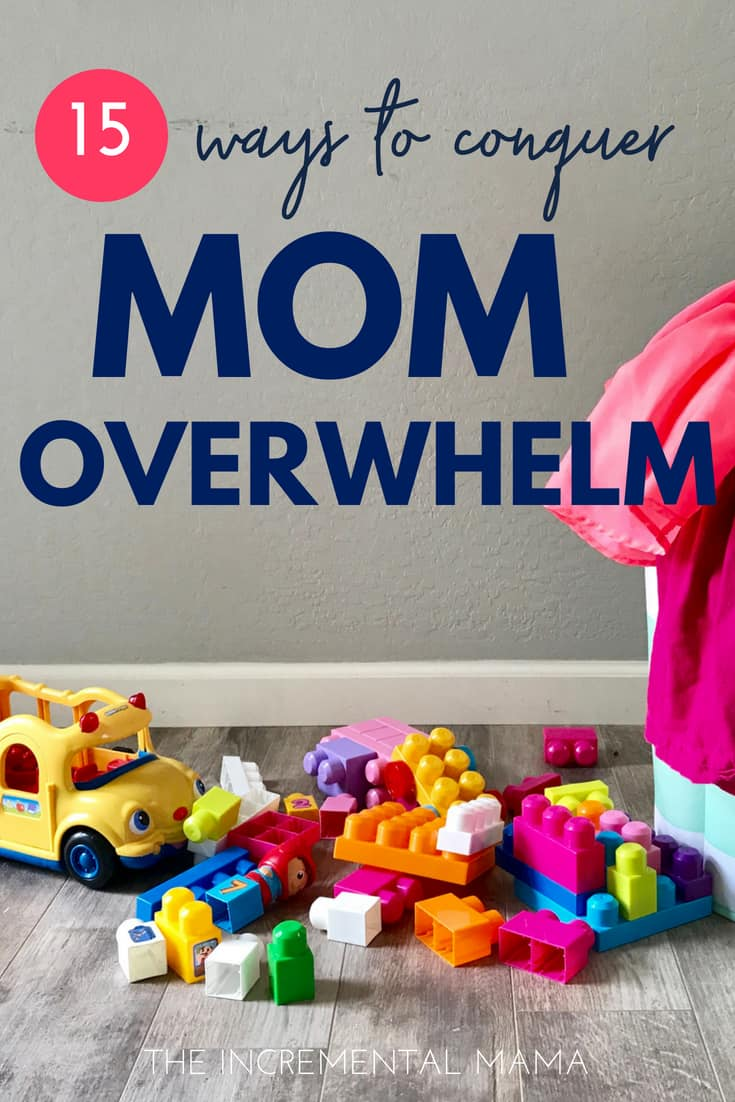 Brilliant Hacks to Conquer Mom Overwhelm