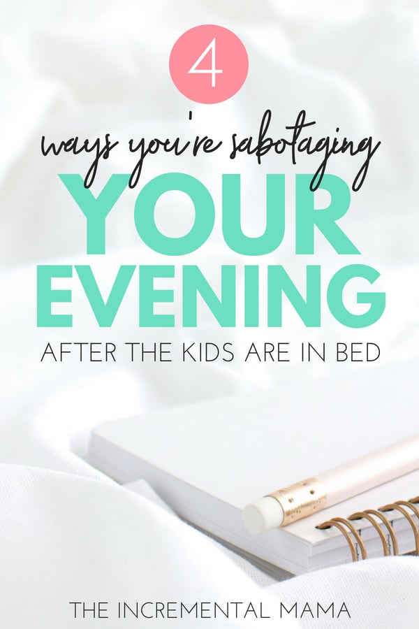 Evening Routine For Moms #momhacks #momschedule #selfcareroutine
