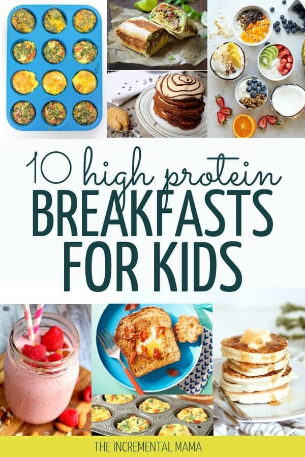 heathy breakfasts for kids