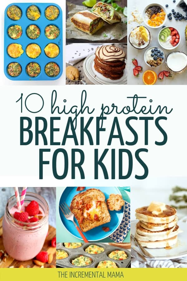 heathy breakfasts for kids