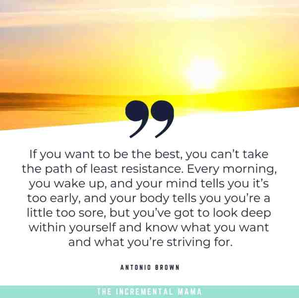 motivational quote wake up