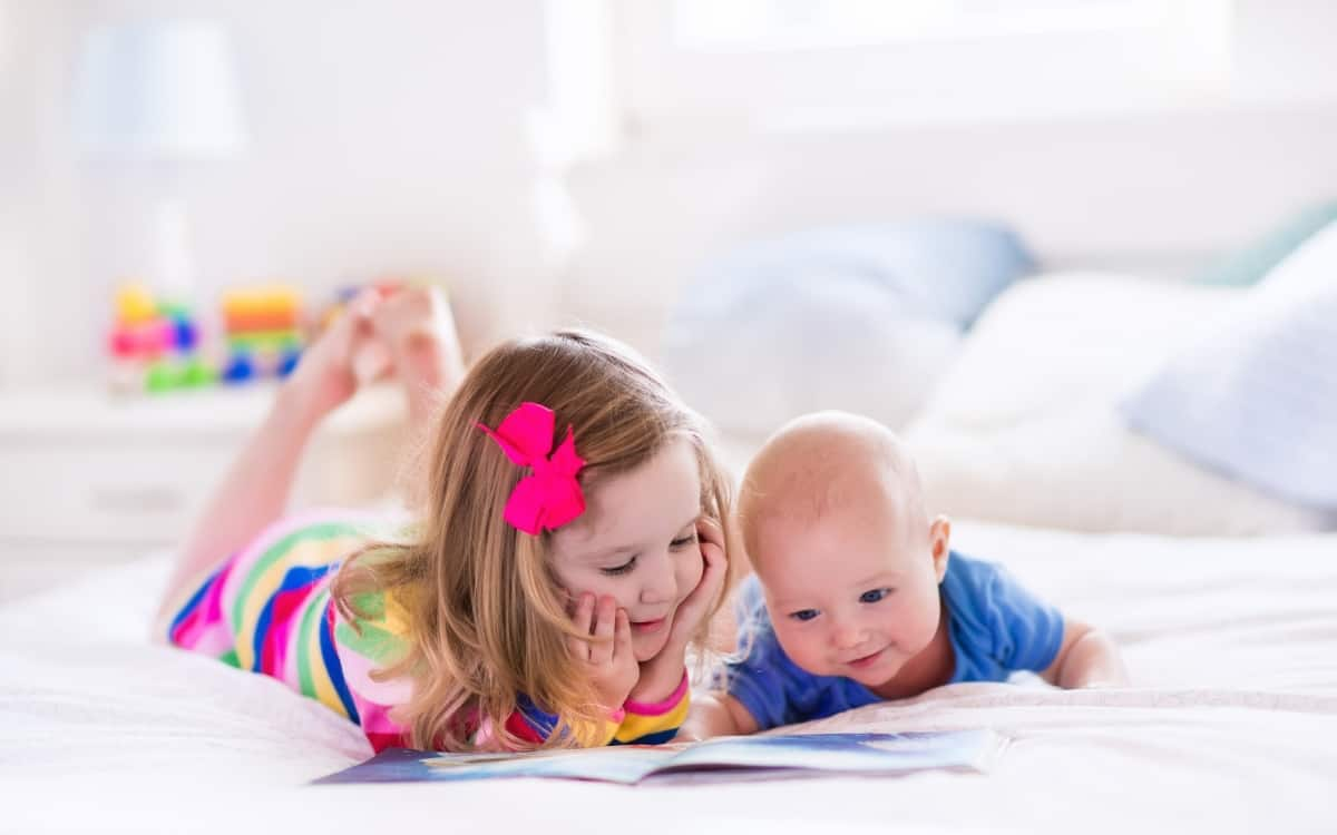 how to prepare toddler for new baby